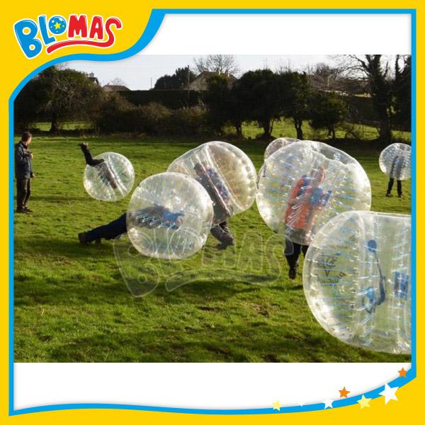 bubble football/soccer bubble/bumper ball/body zorb