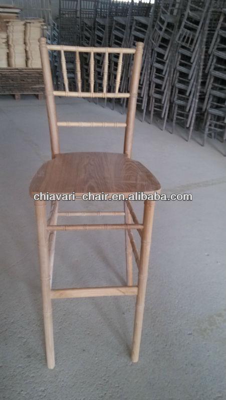 Solid Wood Chiavari Cheap Used Bar Stools Products China