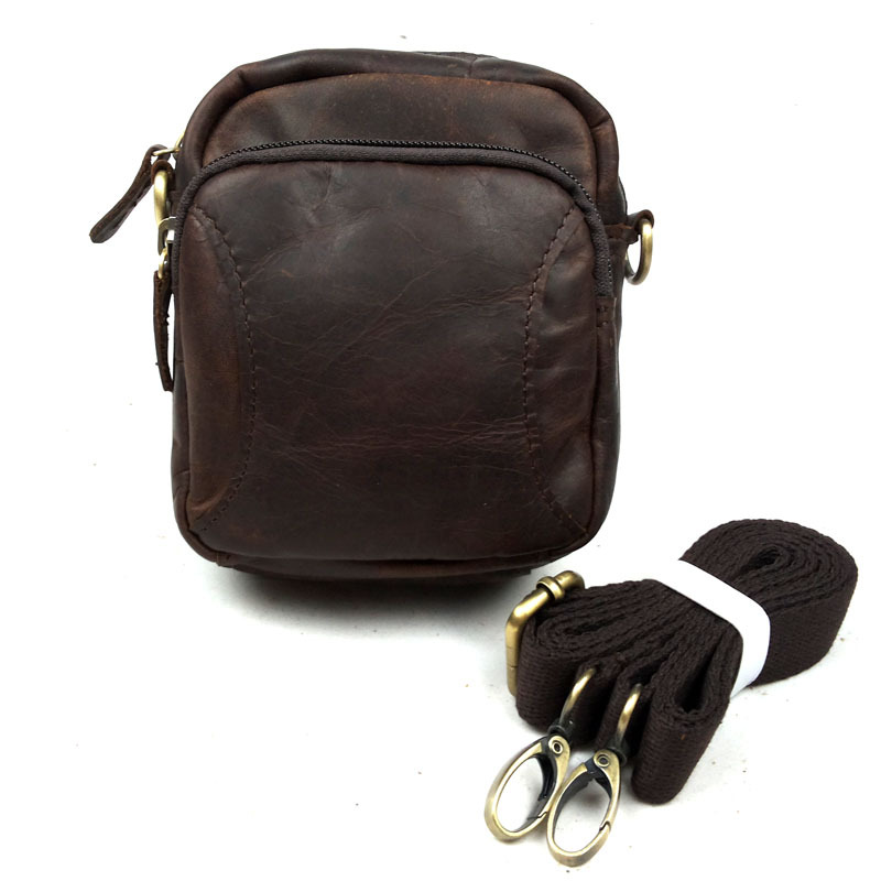 2014 Fashion leather messenger bag