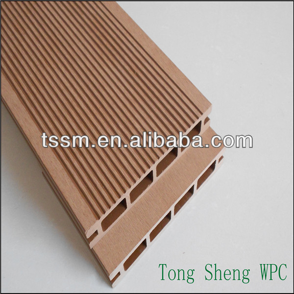 Anti Slip Waterproof Recycled Wood Plastic Composite Panel