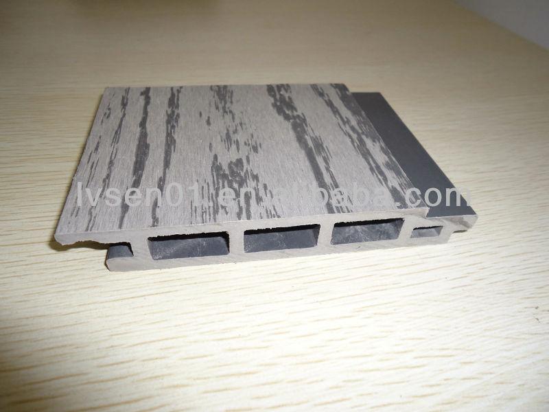 eco-friendly DIY wpc flooring decorate decking