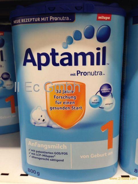 Aptamil Milupa Baby Formula Products Germany Aptamil
