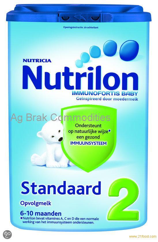 Nutrilon Baby Milk Formular Products Germany Nutrilon Baby
