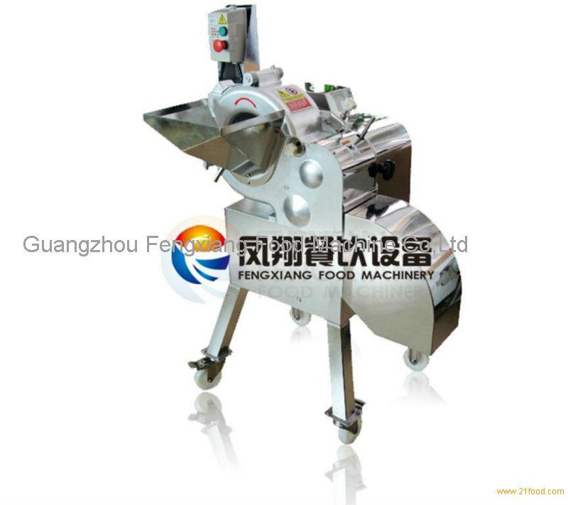 carrot dicing machine/vegetable dicer/ cucumber cube cutting machine
