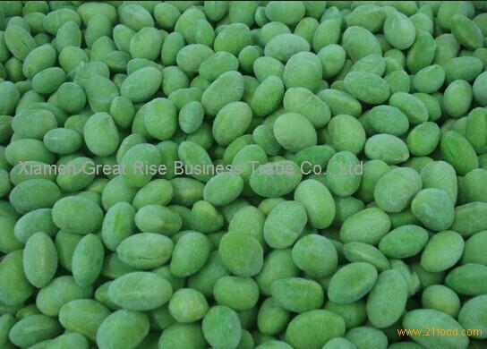 IQF Frozen Soybeans Kernels