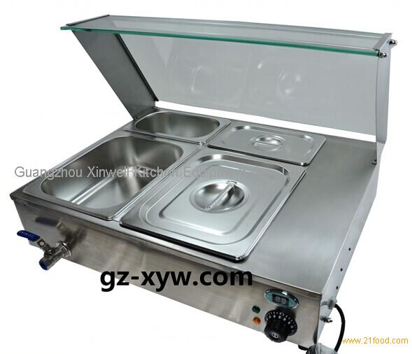 Bain marie bm 4ts products china bain marie bm 4ts supplier for Cuisson four bain marie