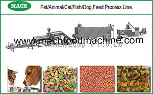 Pet Food/Animal Food/Dog Food/Fish Feed Process Machine