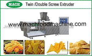 Twin Screw snack Food Extruder