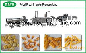 Fried Wheat Flour Chips Processing equipment