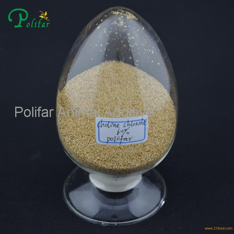 Choline Chloride 60%min Corn Cob