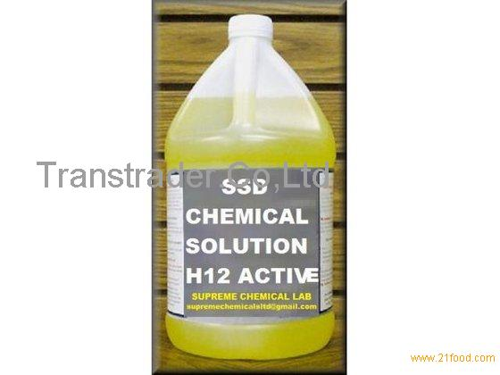 SSD Solution Chemicals & Powder