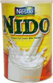 Nestle Nido Instant Full Cream Milk Powder