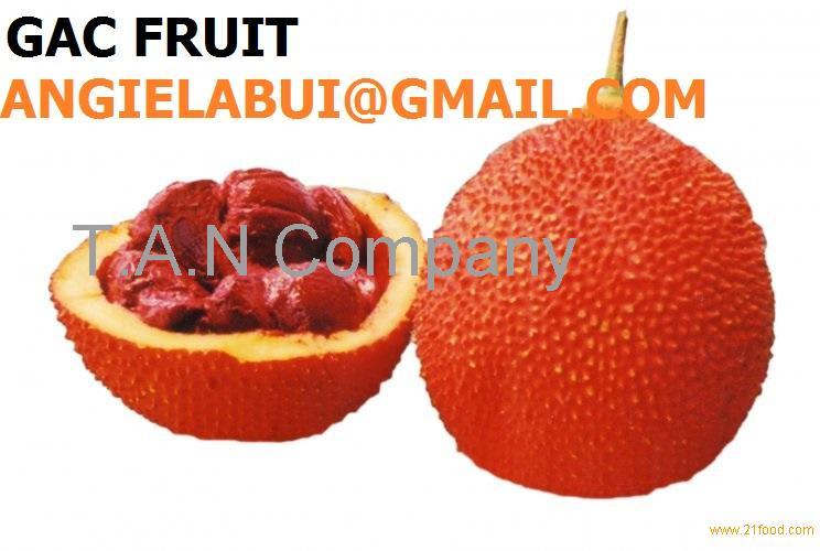 Gac fruit, Momordica cochinchinensis