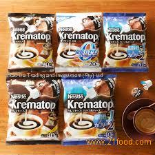 coffeemate and krematop