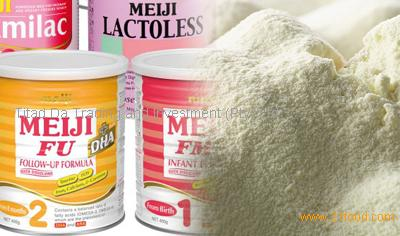 meiji baby milk powder