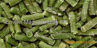2014 June bulk produce Frozen green bean wholesale