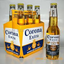 Corona Extra Beer Bottles