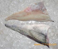 Frozen Cod Fish fillet