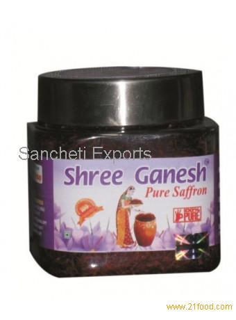 Shree Ganesh Brand Pure Saffron 50gm