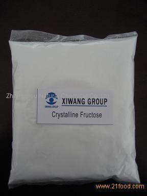 Crystalline Fructose..