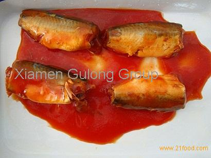 MACKEREL IN TOMATO SAUCE 155G