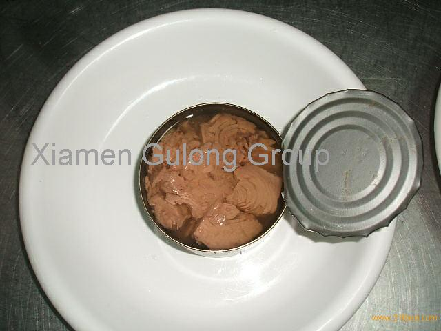 CANNED TUNA IN OIL 185GX48