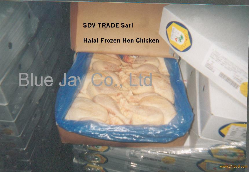High Quality Frozen Chicken whole