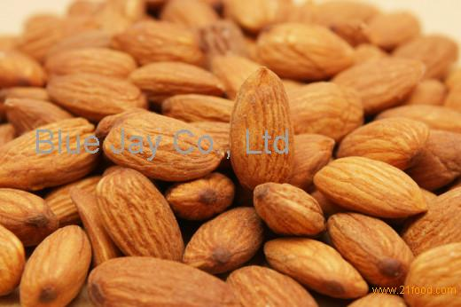 Raw Almonds From Thailand