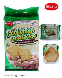 238g Crispy Steamed Potato Cracker-Wasabi Flavor