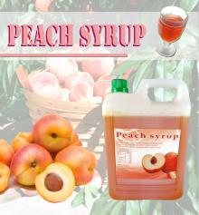 peach concentrate bubble tea  juice   syrup