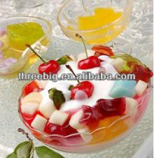 Pineapple jelly powder,to make pineapple flavor jelly
