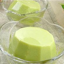 Hami melon flavor  jelly   powder , konnyaku   jelly   powder