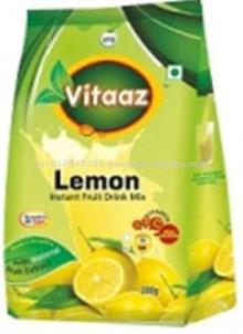 INSTANT DRINK POWDERS Lamon Flavours 200g Bags