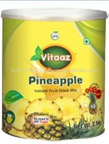 INSTANT DRINK POWDERS Pineapple Flavours 2.5 kg