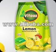 Lemon instant Powder Drink