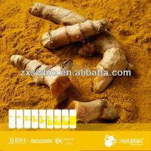 100% Turmeric yellow color yellow powder /curcumin powder