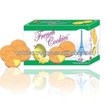 Cookies With Durian Flavor