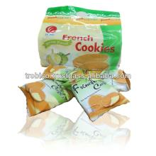 French Cookies With Durian Flavor