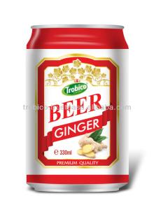 Premium Quality Ginger Beer 330ml