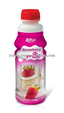 Bottle Strawberry Milk