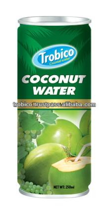 Coconut with Green Grape Flavor .