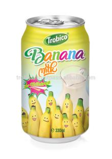 All Natural Banana Fruit Milk