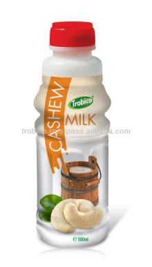 500ml PP Bottle Cashew Milk