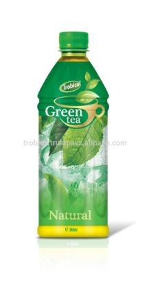 Supplier Of Natural Green Tea Drink