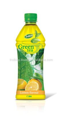 Supplier Of Lemon Green Tea Drink