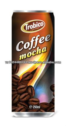 Canned Mocha Coffee Drink