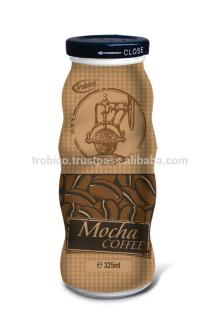 325ml Glass Bottle Mocha Coffee