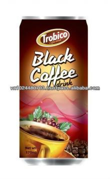 250ml Canned Vietnam Black Milk Coffee Drink