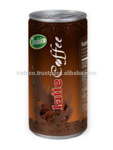 180ml Latte Coffee Drink