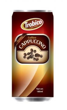 Cappuccino Coffee 180 ml